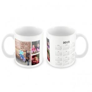 Calendar Mugs