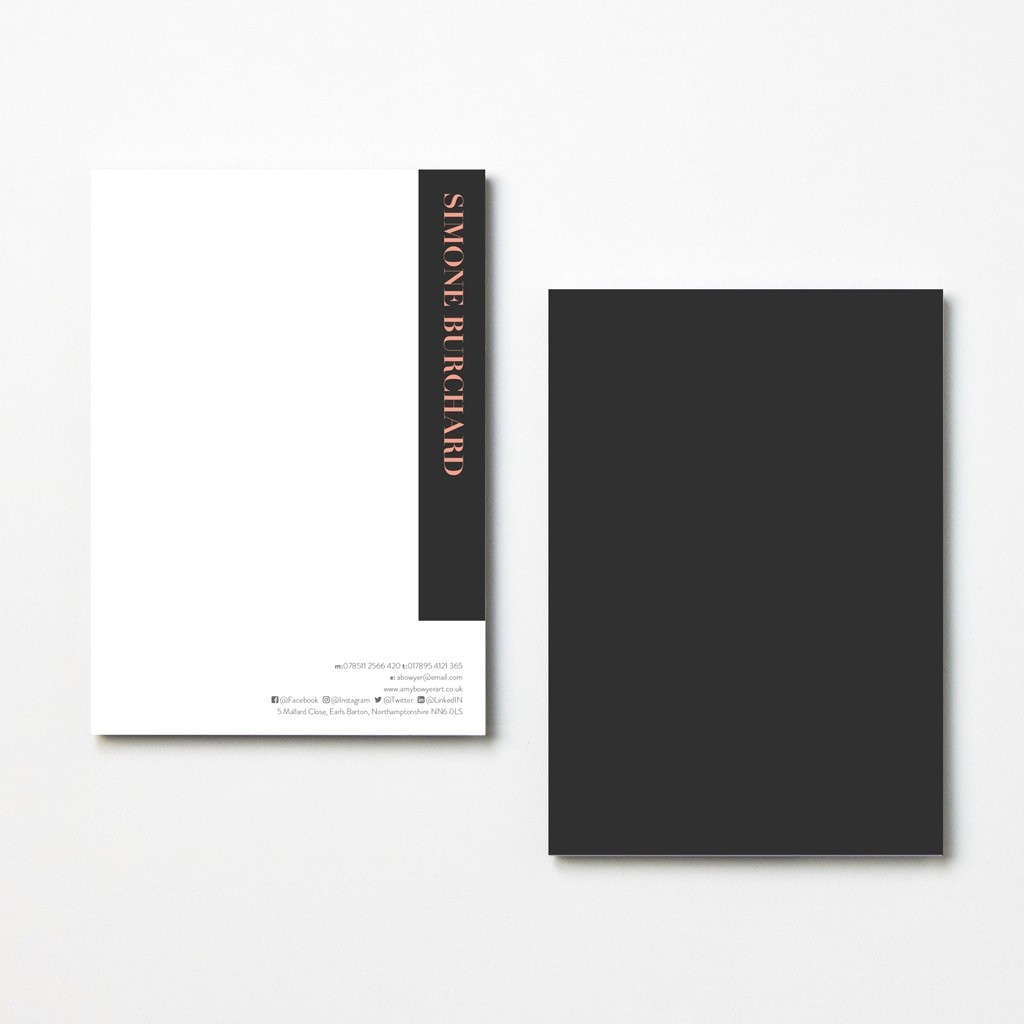 Opaque Letterheads