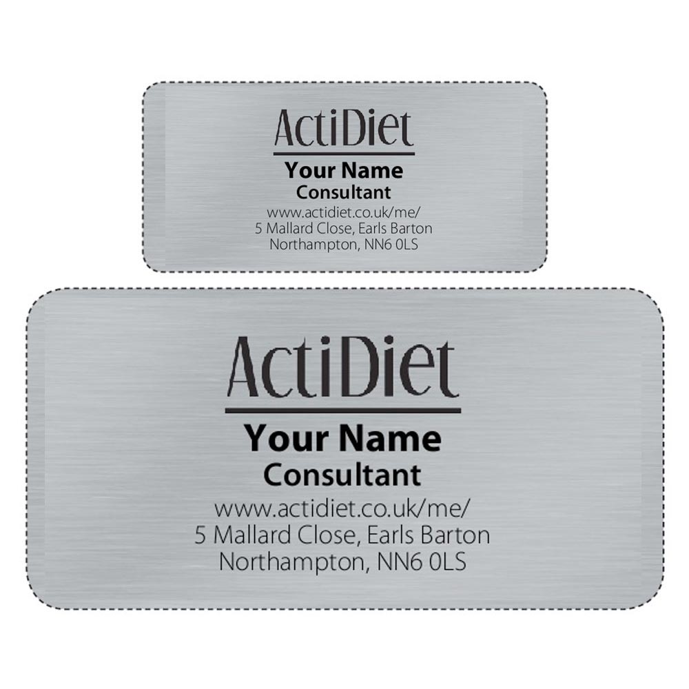ActiDiet - Silver Labels