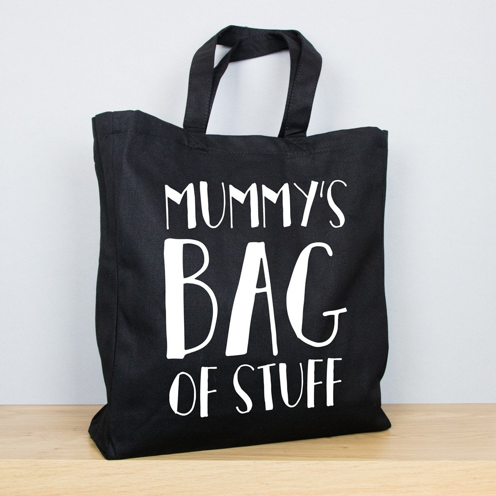 Bag of Stuff - Personalised Mother's Day Tote Bag