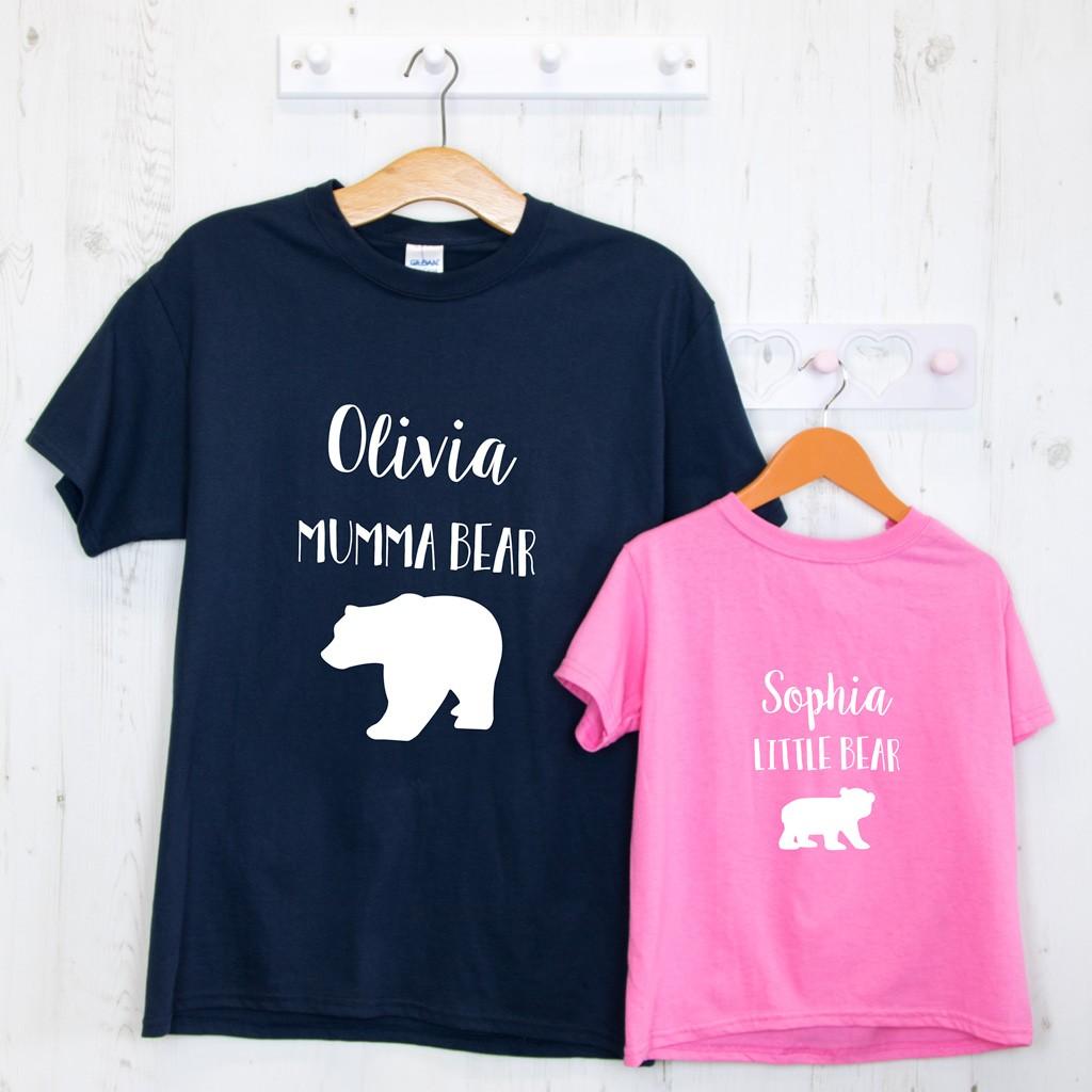 Bear Mother's Day T-Shirt