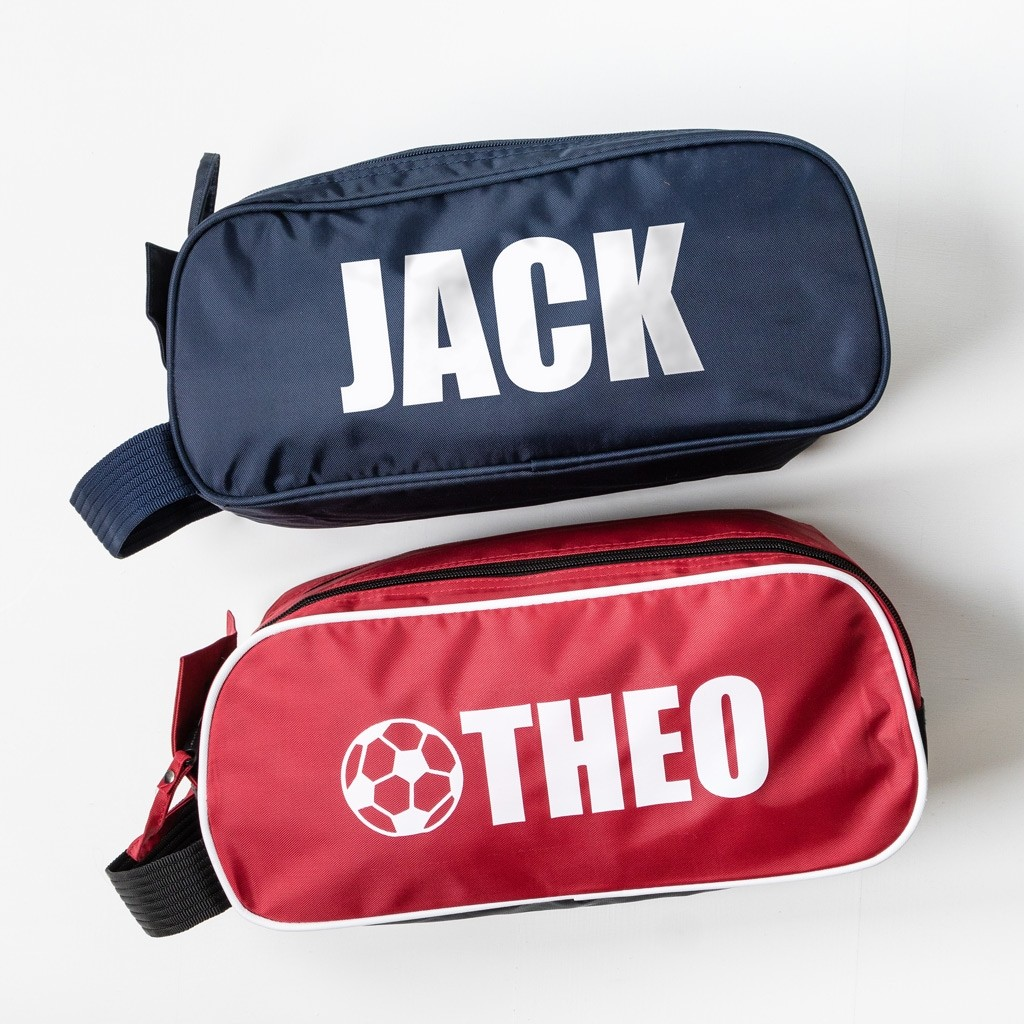 Personalised Boot Bags