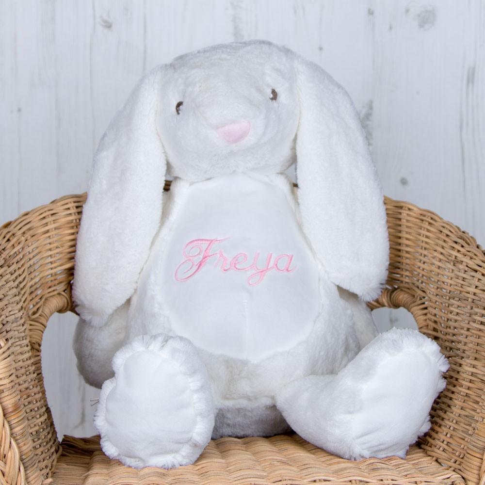 Personalised Soft Toy Rabbit