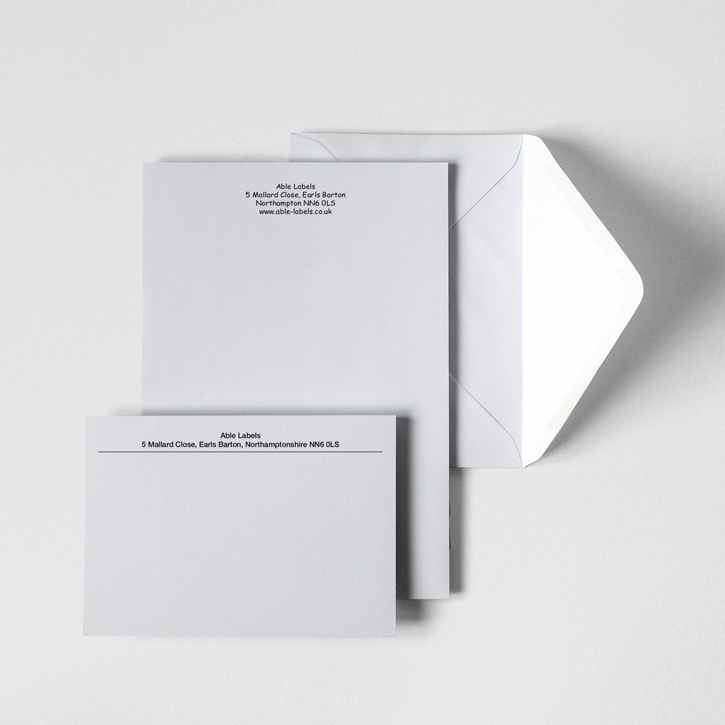 Classic Stationery Gift Set