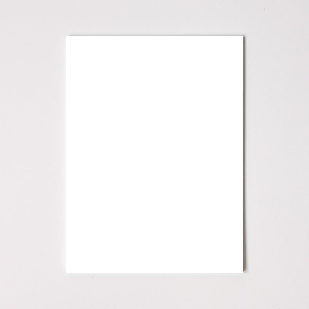 Classic Plain Continuation Sheets