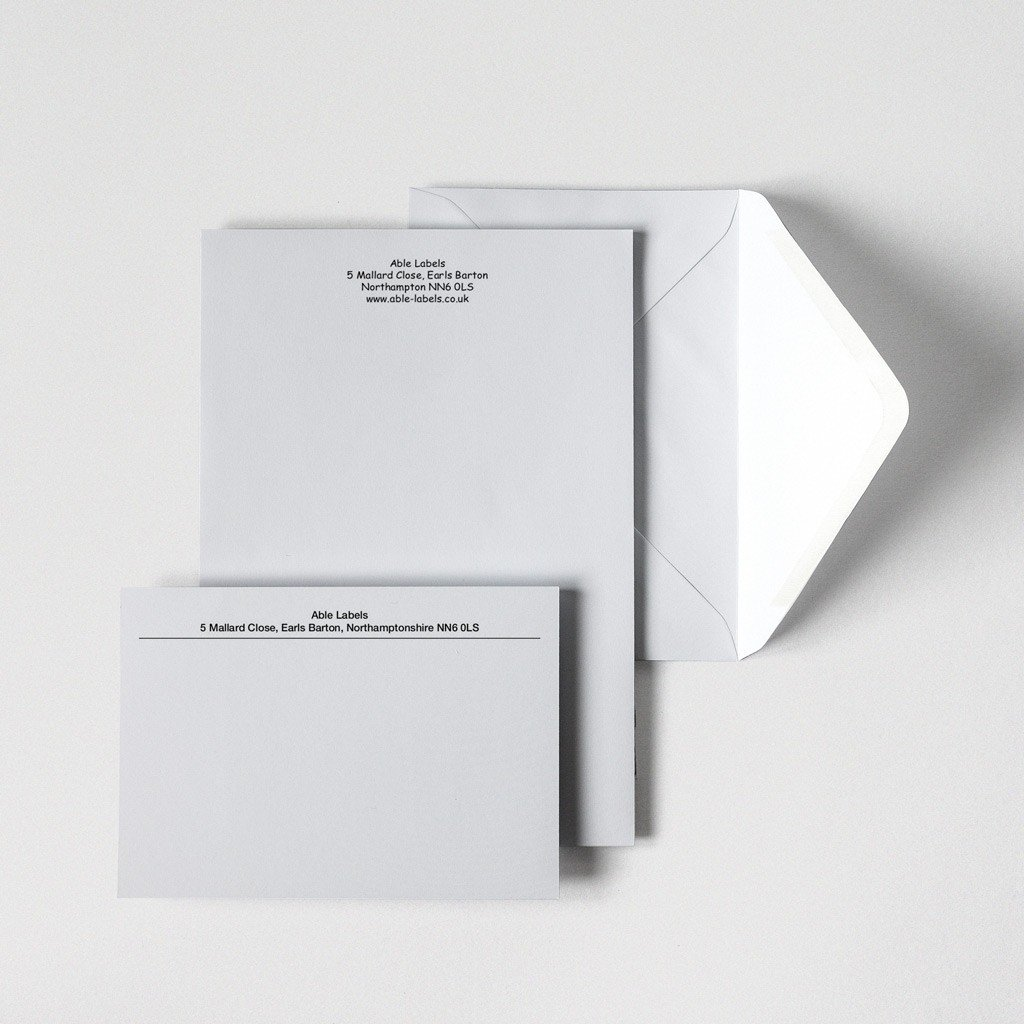 Classic Stationery Gift Set