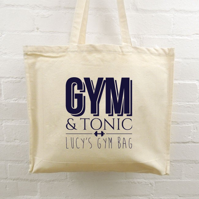 Personalised Tote Bags For Teachers Shopping Hen Party