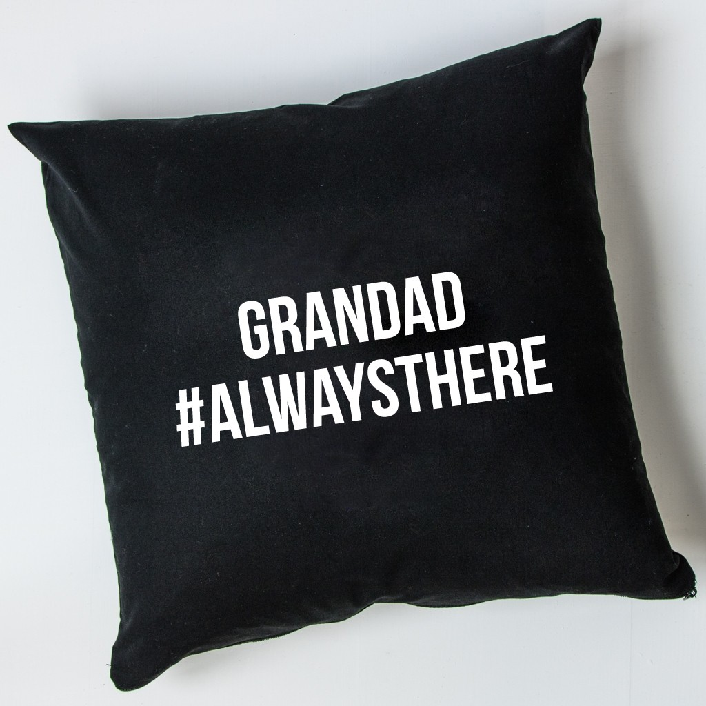 Personalised Cushion - Hashtag