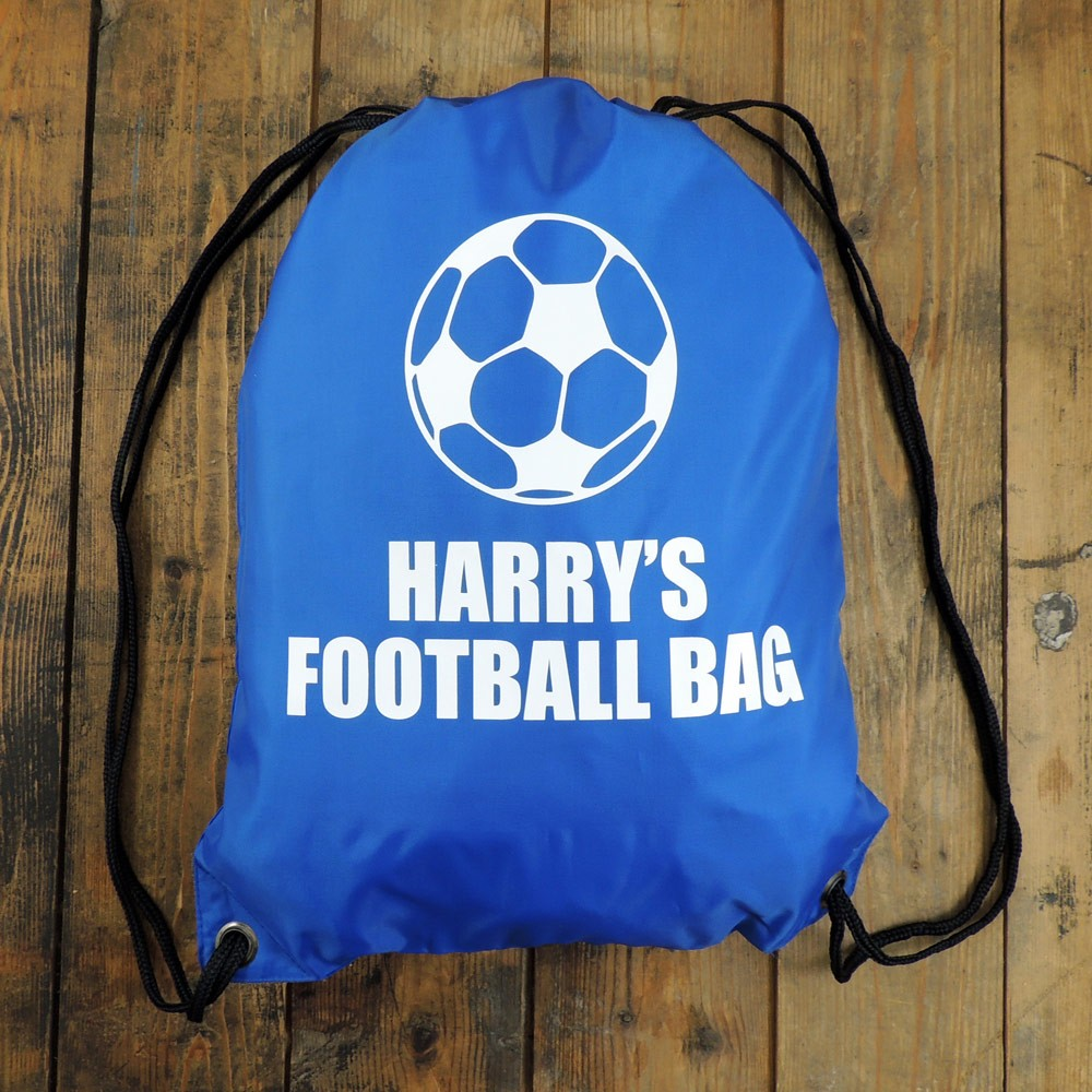 Personalised Large Motif Kit Bag