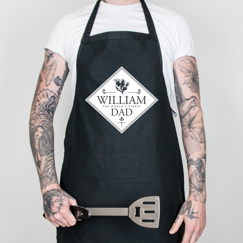 Father's Day Gin Apron
