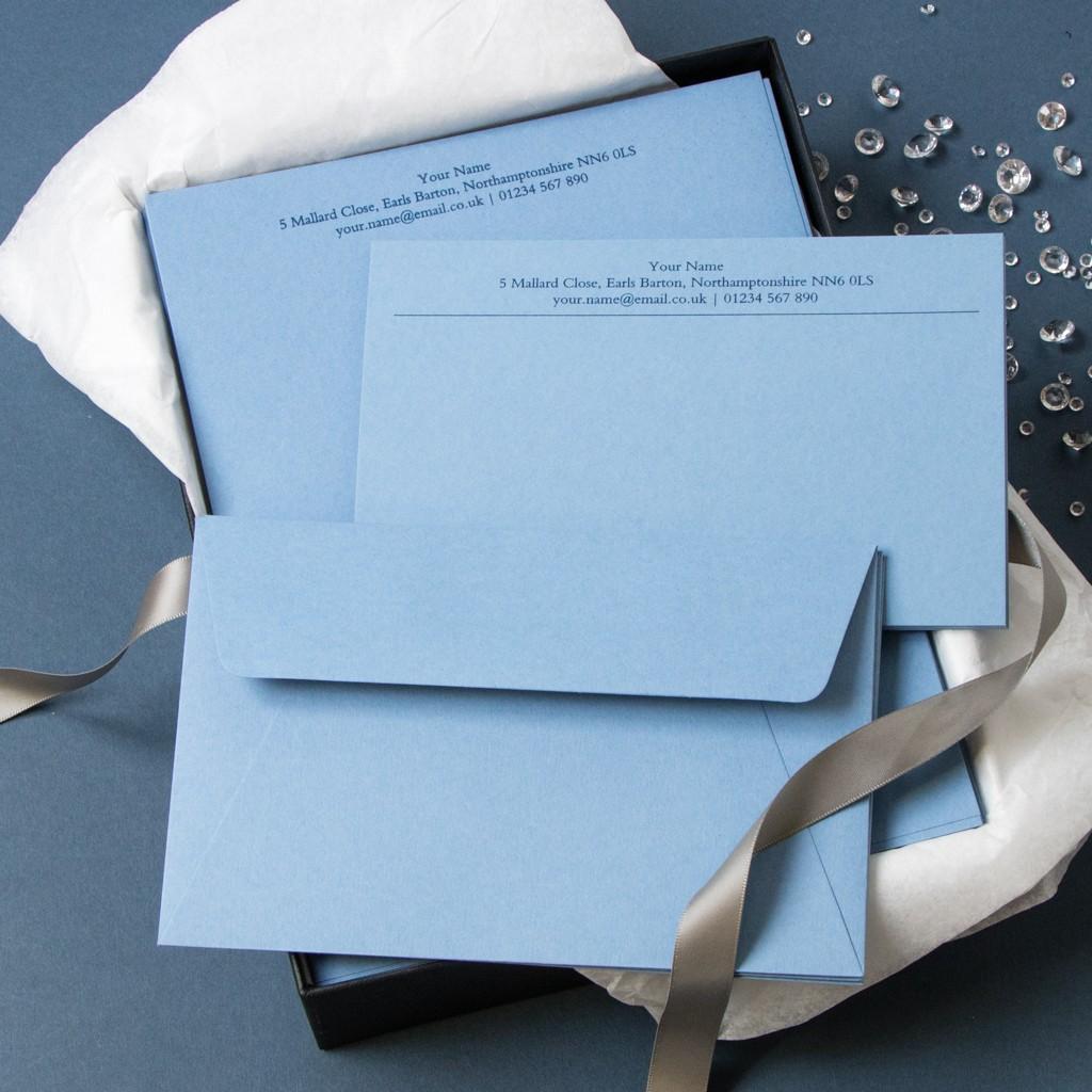 Luxury Stationery Gift Set - Digital Printed
