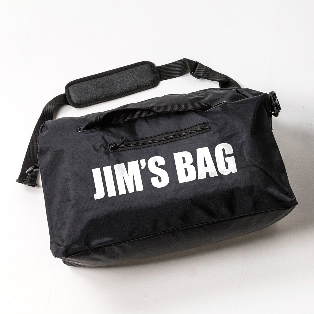 Personalised Gym/Sports Bag