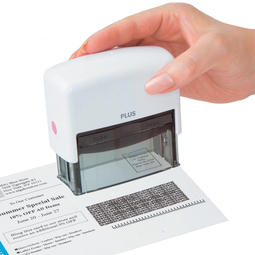 Hide ID Security Stamp