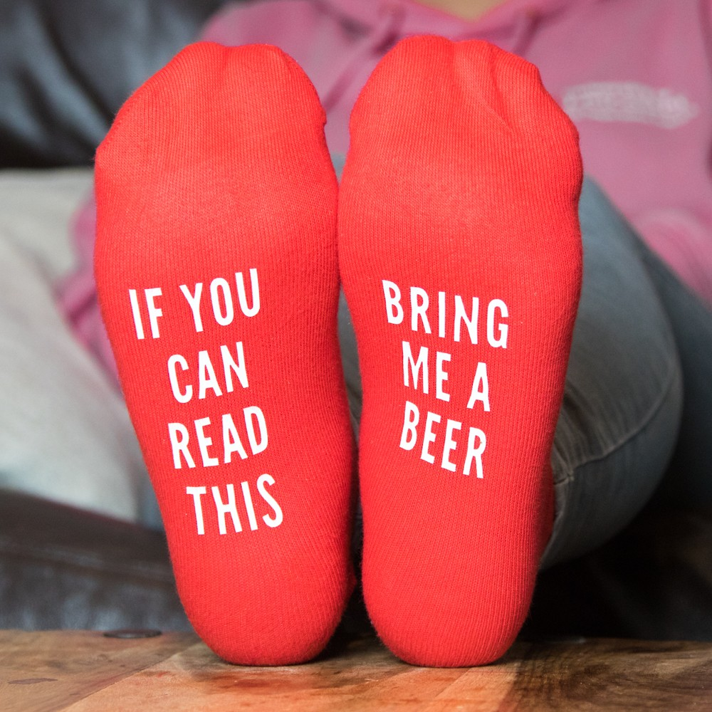 """Bring Me"" Socks"