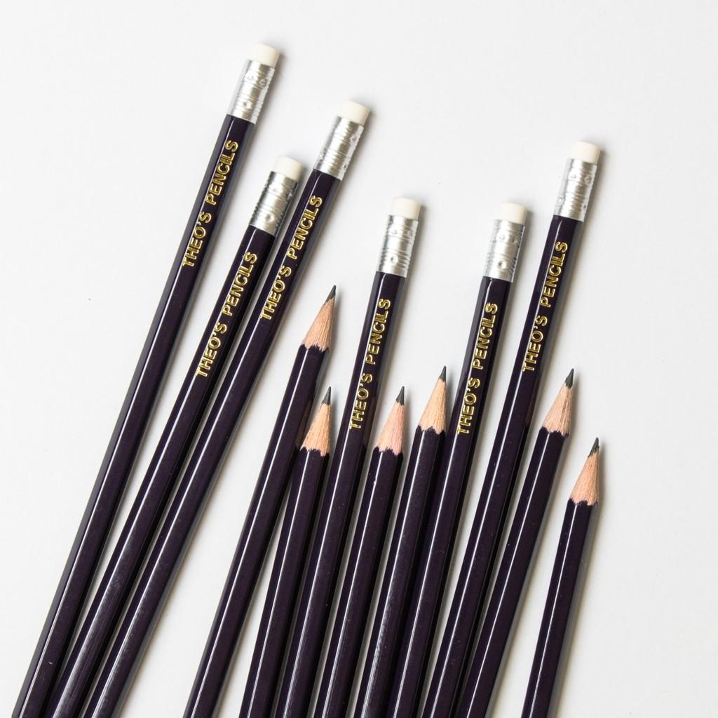 Personalised Graphite Pencils