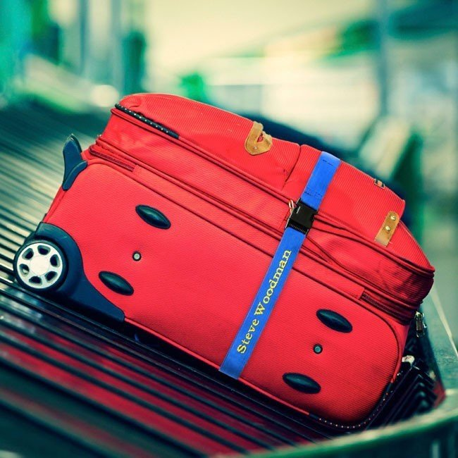 Luggage Strap BOGOF