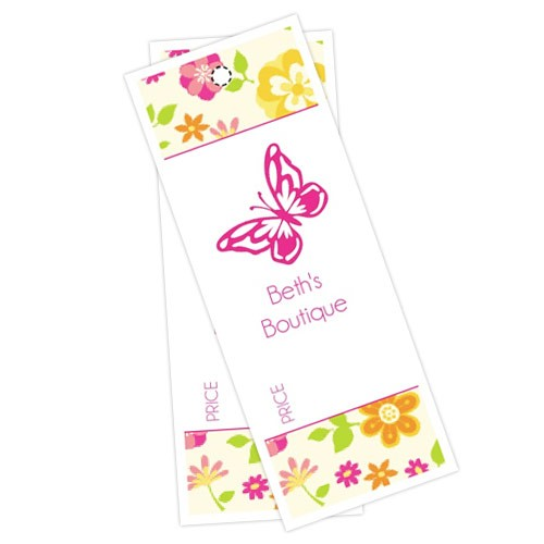 Butterfly Swing Tag