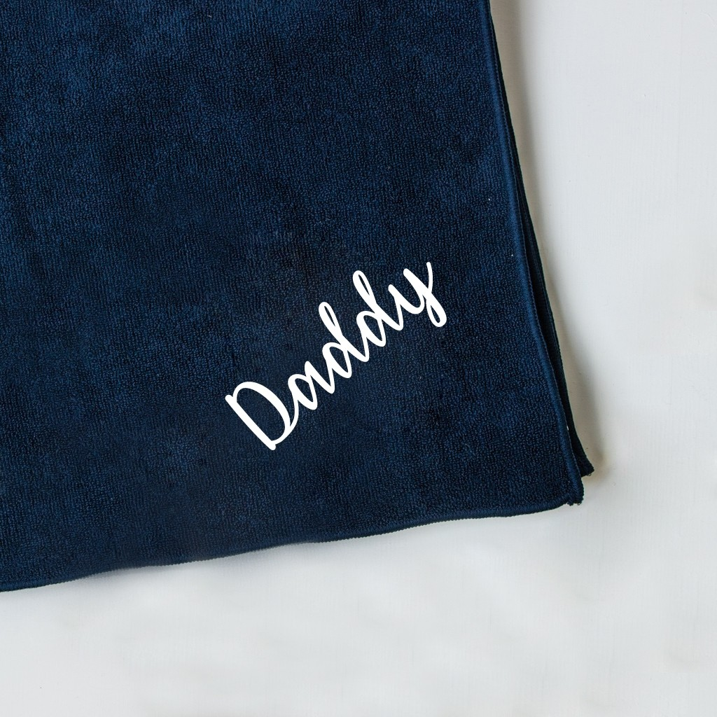 Personalised Microfibre Towel