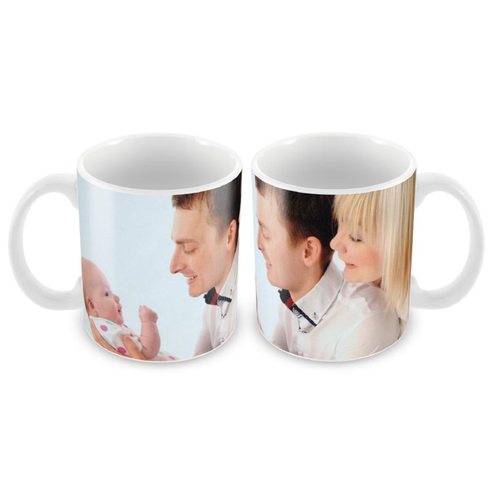 Panoramic Photo Mug