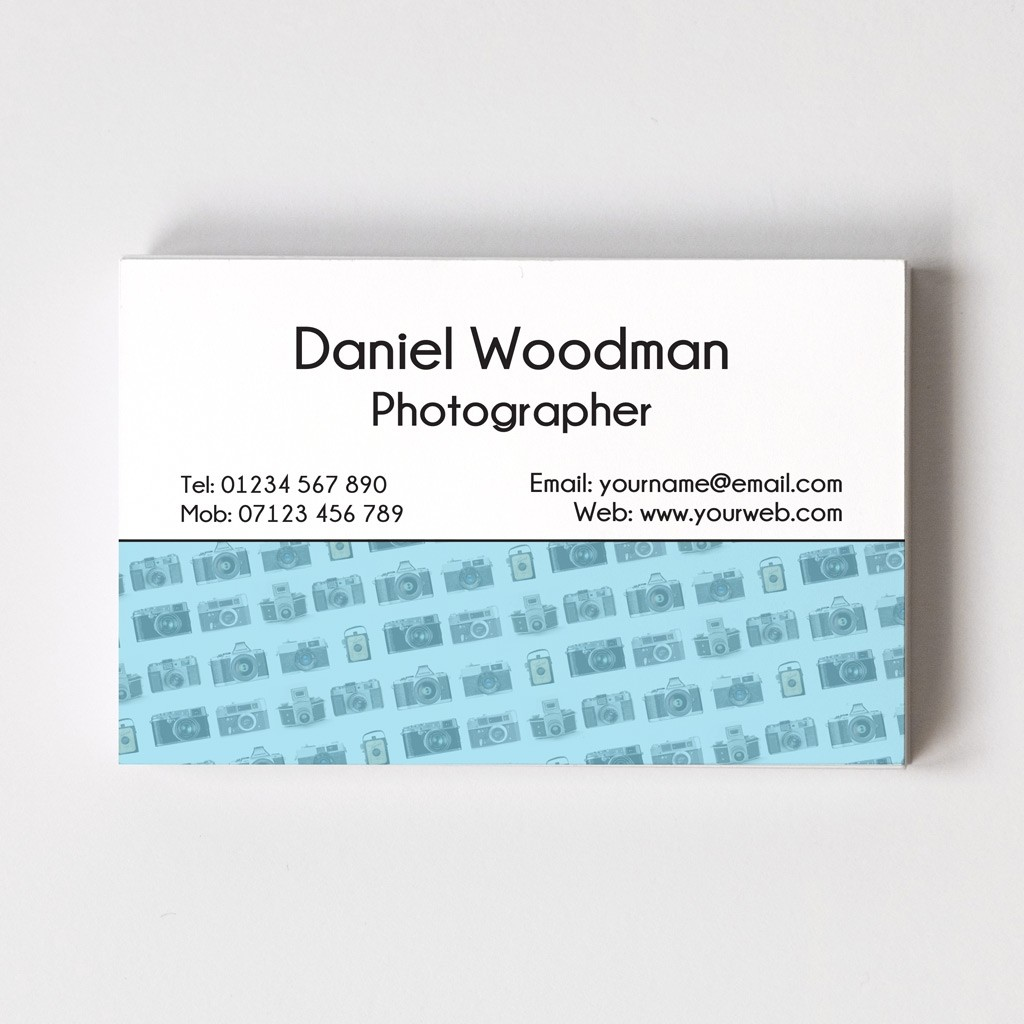 Templated Business Card Photography 1
