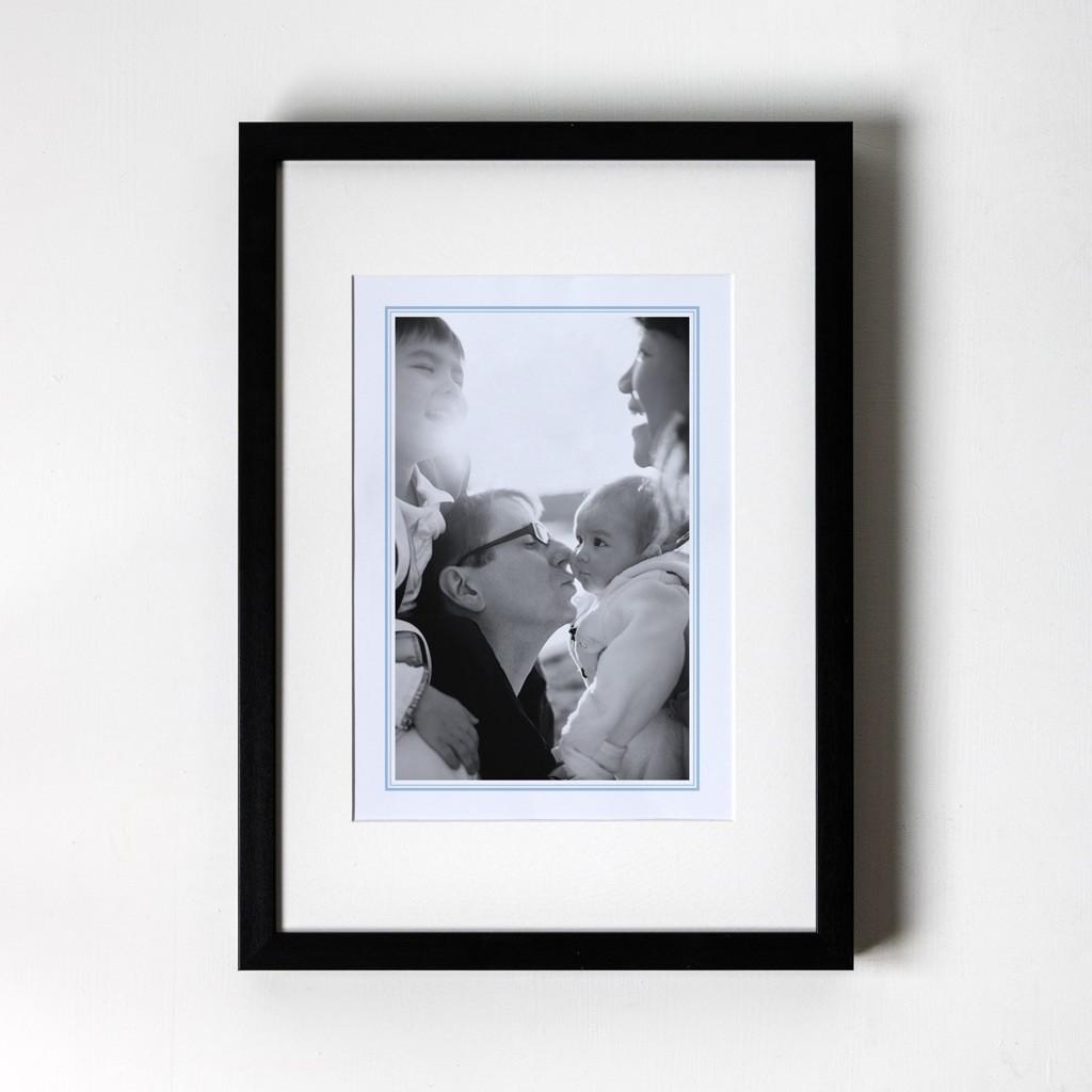 Photo Border - Personalised Art Print