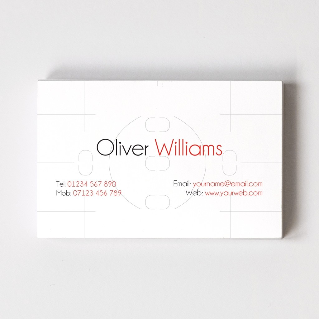 Photography Templated Business Card 3