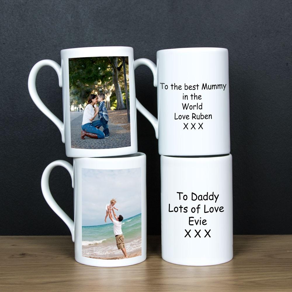 Porcelain Photo Mug