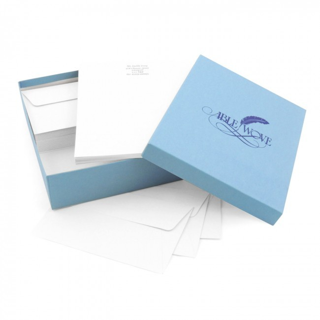 Stationery writing paper sets