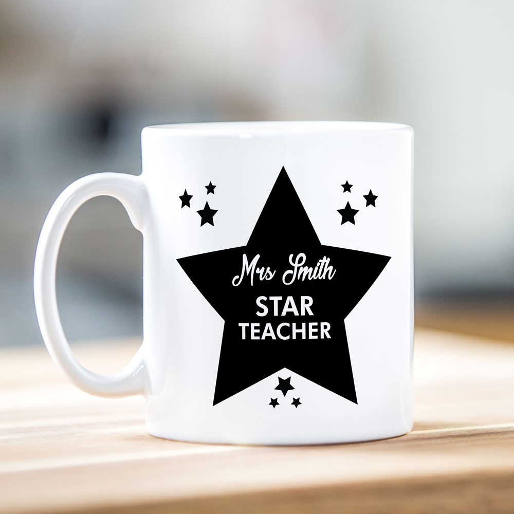 Star Teacher Mug