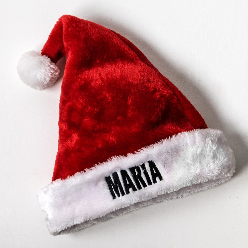 Christmas Hats.Personalised Christmas Hat