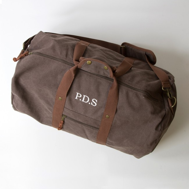Personalised Father's Day Vintage Style Holdall