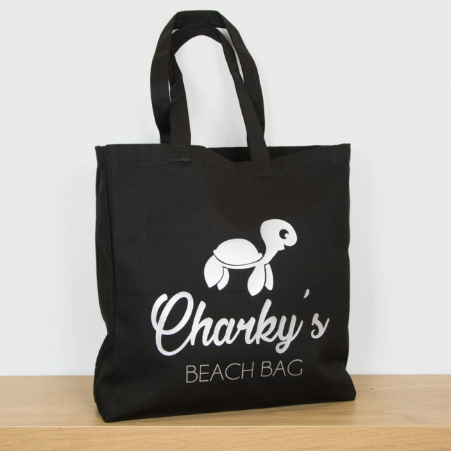 Personalised Beach Tote Bag