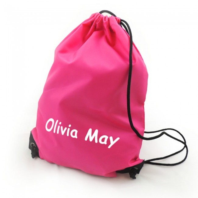 Personalised Kit Bags