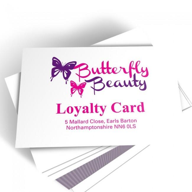 Logo Loyalty Card