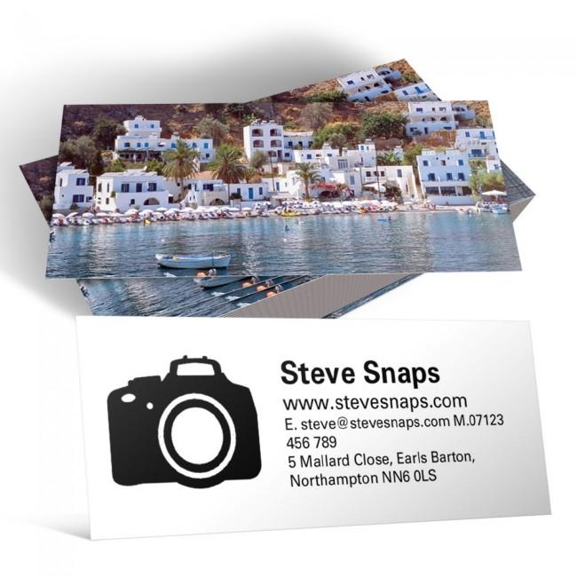 Mini Business Cards Motif Design Your Own