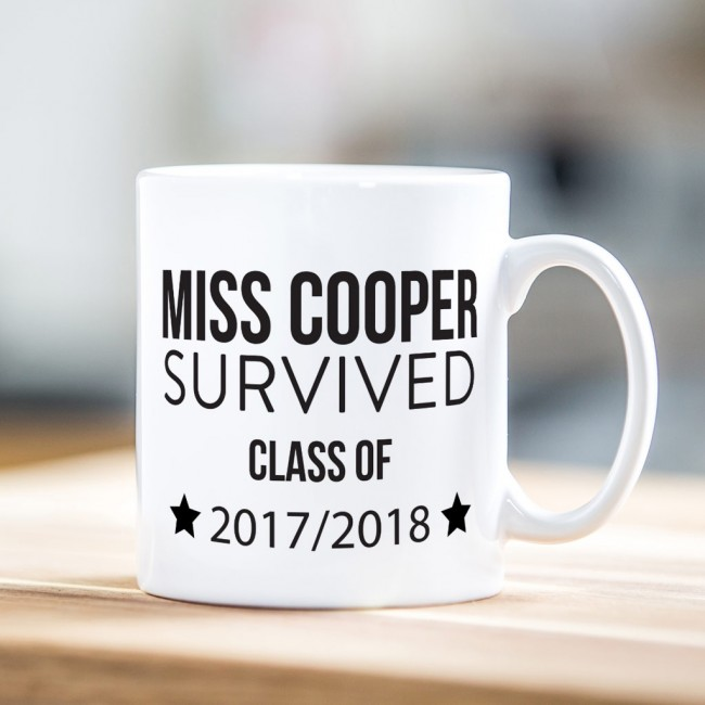 Teacher Gift Mug - Gaming