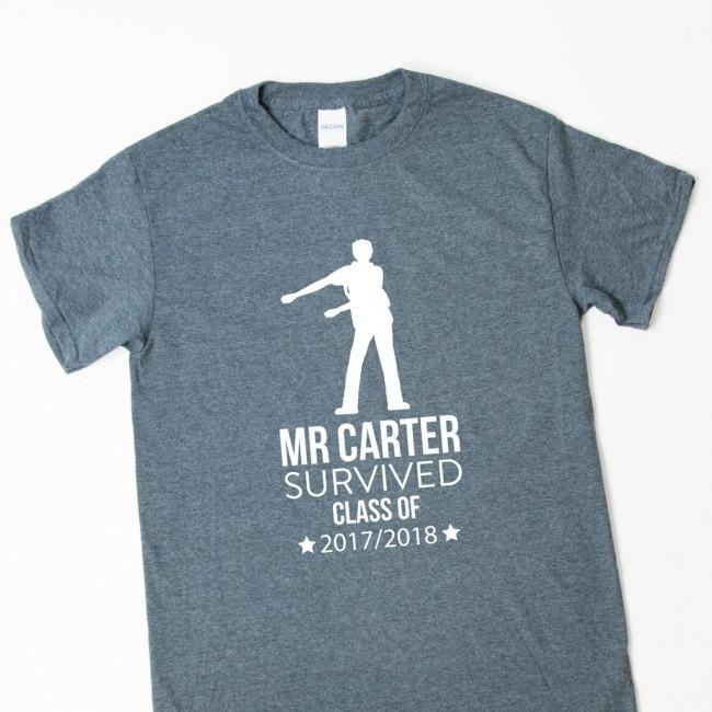 Teacher Gift T-Shirt - Floss