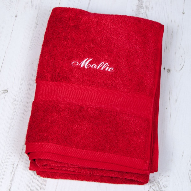 Personalised Swimming Towels