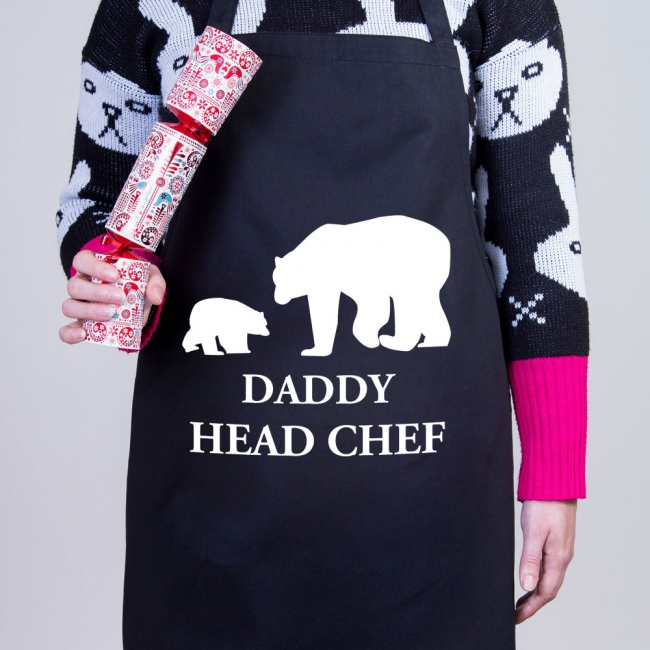 Bears - Christmas Personalised Apron