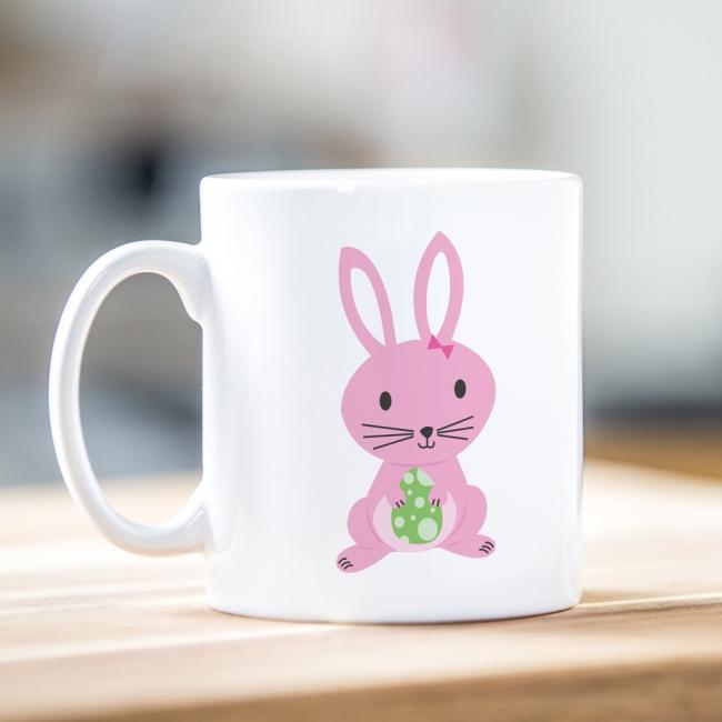 Easter Mug - Bunny Design