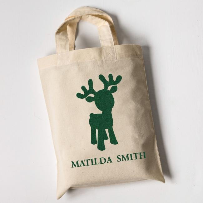 Reindeer - Children's Tote Bag