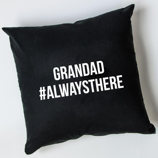 Personalised Cushion - Hashtag