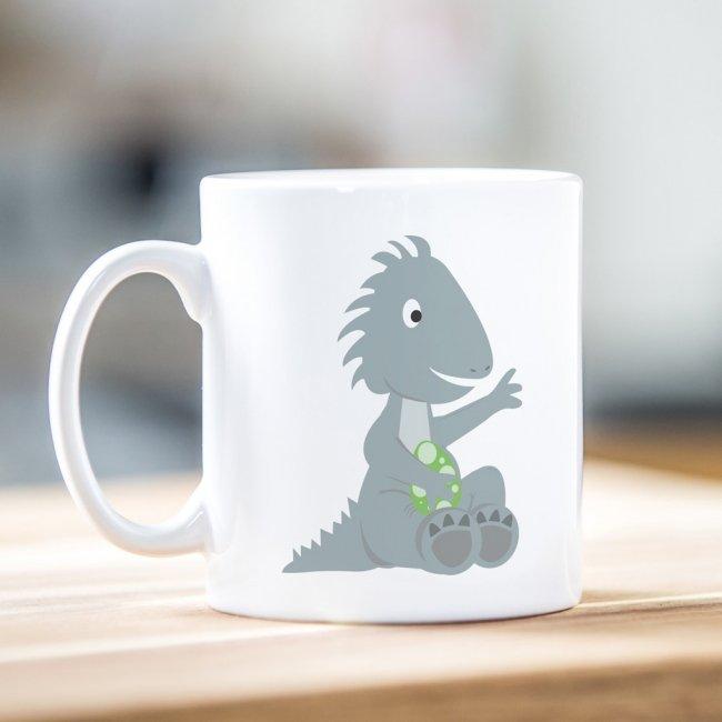 Easter Mug - Dinosaur Design