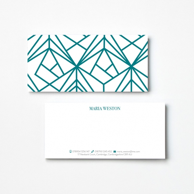 Geometric Compliment Slips