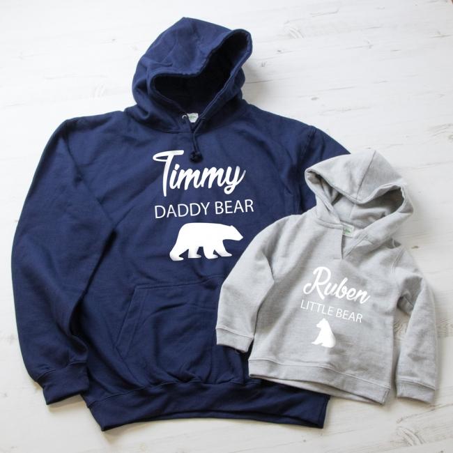 Daddy Bear - Hoodie
