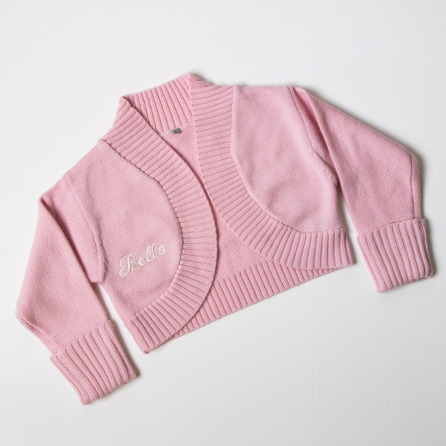 Little Nitwits - Luxury Merino Wool Bolero