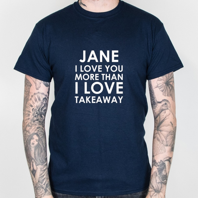 Valentine's Day Quote T-Shirt