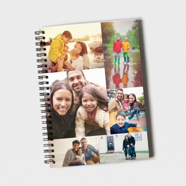 Montage Photo Notebook
