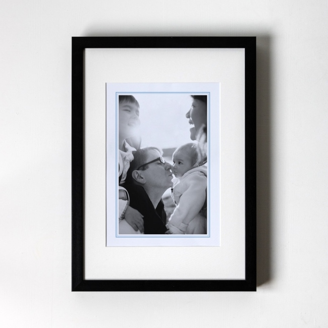 Photo Border - Personalised Art Print