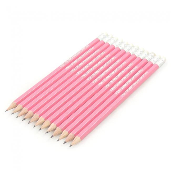 Personalised #Hashtag Pencils